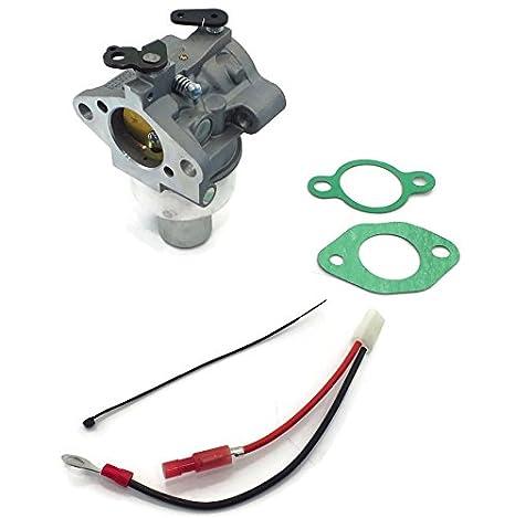 Amazon.com : Carb For Kohler 2085333S Carburetor Cub Cadet LTX ... on cub parts diagram, cub cadet 3184 wiring diagram, cub cadet 2166 belt diagram,