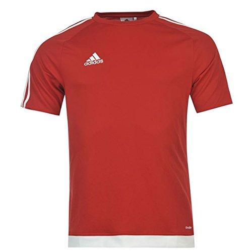 Manches shirt À Climalite Pour Technologie Estro 3 Unired Courtes Adidas Hommes T nbsp;bandes white tE1IBxwxq
