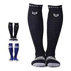 You Work and Train Hard. You Deserve the Best. TOITEHOO aims to provide quality products to support your working,living and sporting endeavor.                TOITEHOO COMPRESSION SOCKS BENEFITS AND FEATURES:                       - Cir...