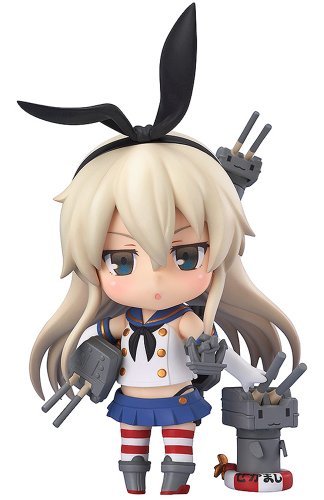 Good Smile Kantai Collection: Kancolle Shimakaze Nendoroid Action Figure