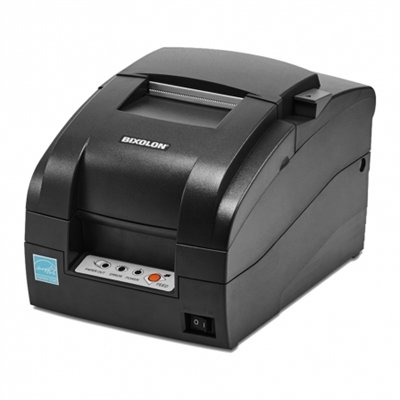 Bixolon SRP-275IIICOESG Series Srp-275III Impact Printer, Serial Interface, USB, Ethernet, Auto Cutter, Black ()