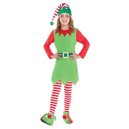 Merry Elf Costume Medium