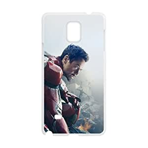 Samsung Galaxy Note 4 Cell Phone Case White avengers age of ultron ironman hero art J1J5DJ