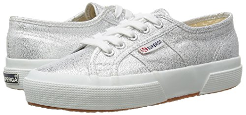 Low Silver Superga 2750 Sneakers Women's Lamew top qt01HP