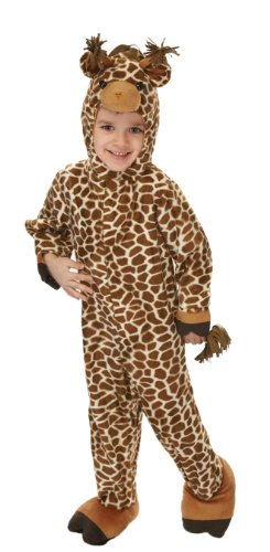 Just Pretend Kids Giraffe Animal Costume, Large
