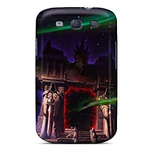 New Arrival Wow Dark Portal For Galaxy S3 Case Cover
