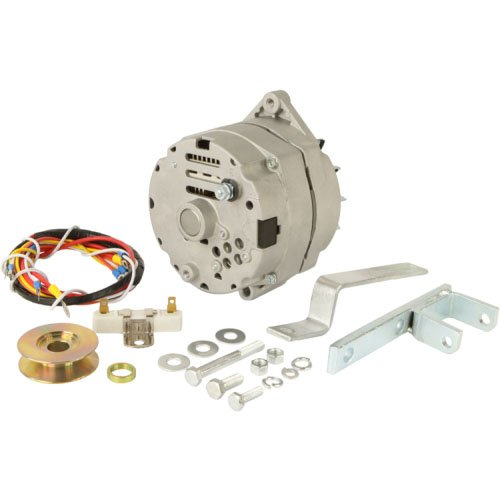1962 Alternator (DB Electrical AKT0007 New Ford Naa Tractor Alternator For Generator Conversion, Ford Tractor Jubilee Naa)