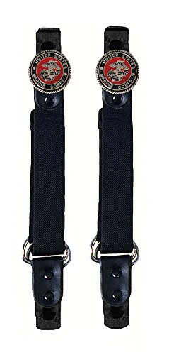usmc-marine-corps-motorcycle-pant-clip-boot-bungee-riding-straps