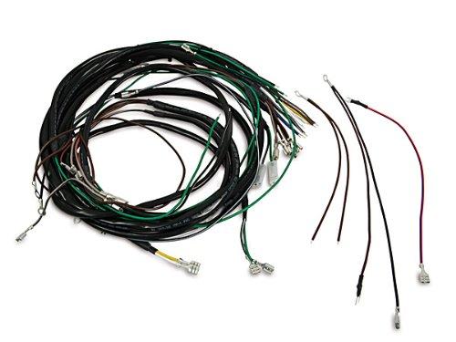 S70 Aka Electric* Kabelbaum S51 mit Schaltplan