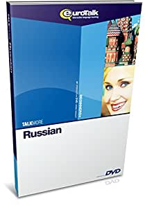 EuroTalk Interactive - Talk More! Russian; an interactive language learning DVD for beginners+ [Interactive DVD]