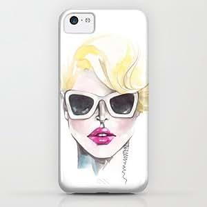 Society6 - Blonde Chic iPhone & iPod Case by Elisaveta Stoilova