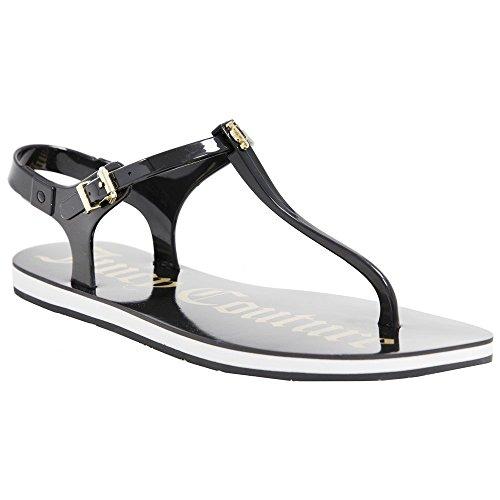 Juicy Couture Palma Womens Sandals Black