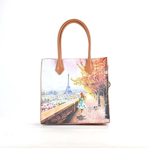 EIFFEL 375 VERTICAL WALK BAG J YES DONNA SHOPPING M BORSA NOT Y xT07PwqwtY