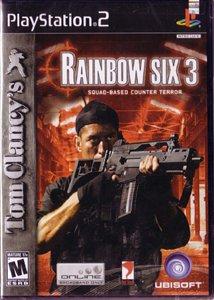 Tom Clancy's Rainbow Six 3 - PlayStation