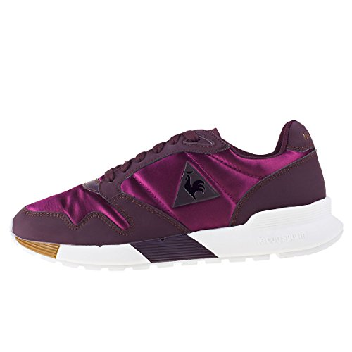Le Coq Sportif Omega X Satin Fudge Bronze Damen Sneakers