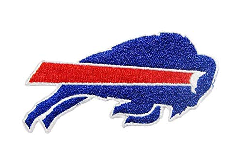 NFL Buffalo Bills Logo Embroidered Patch Patches
