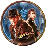 : Indiana Jones Dessert Plates 8ct