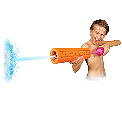 Max Liquidator – Eliminator Foam Water Blaster (colors may vary): Toys & Games
