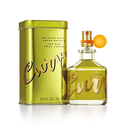 Curve By Liz Claiborne For Men, Cologne Spray 2.5 Ounces