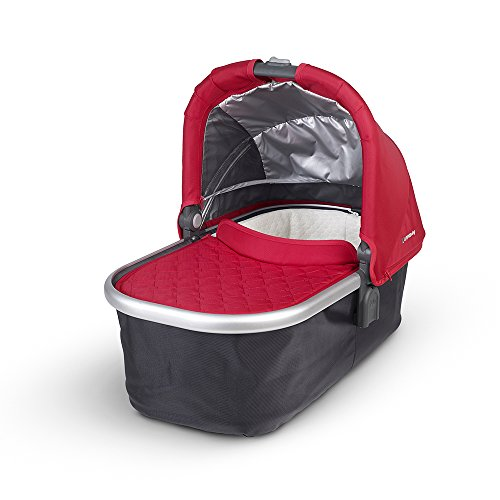 UPPAbaby Bassinet, Denny Red