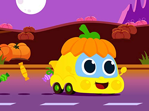 Halloween Car]()