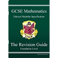 GCSE Mathematics Edexcel Modular Specification, Revision Guide - Foundation (Foundation Level Revision Guid)