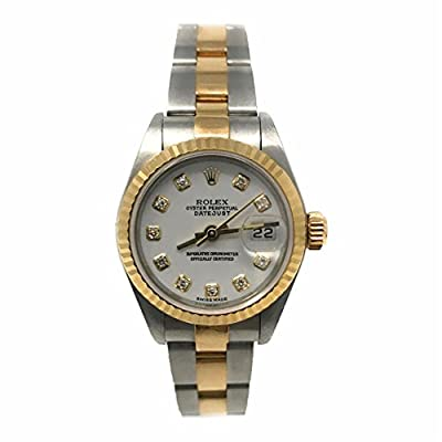 Rolex Datejust Swiss-Automatic Female Watch 79173 (Certified Pre-Owned) from Rolex