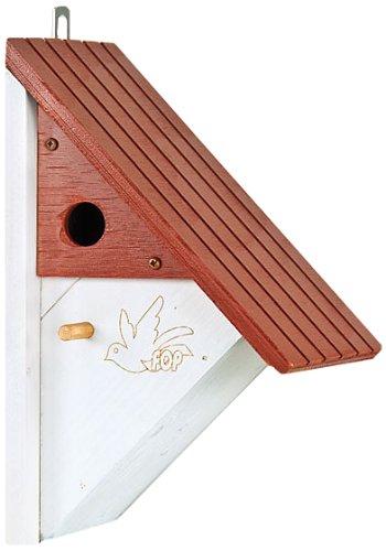 Fop N°4 Nichoir pour oiseaux sauvages avec trou 17, 5 x 20 x 32 cm FOP S.P.A. 61008370