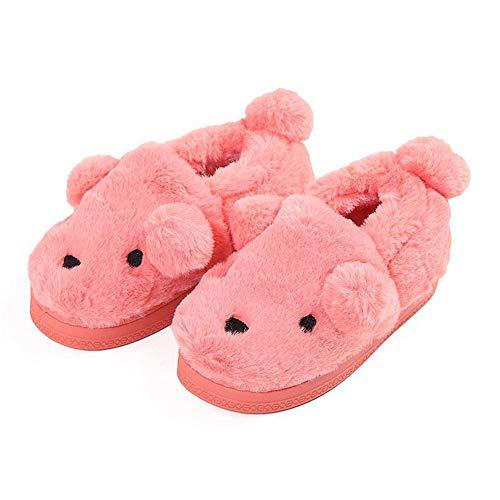 Cotone Comfort Di Su Interno Pantofole Famiglia Scivolare nbsp;jds Arancione Montato Confortevole Fortuning's Scarpe qWSUPP