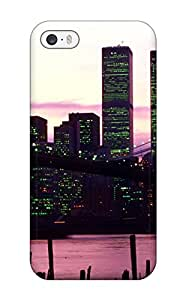 High Quality Shock Absorbing Case For Iphone 5/5s City