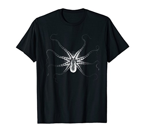 I, Octopus T-Shirt - Cephalopod Eight Armed Mollusc Octopus