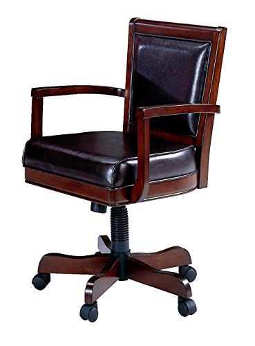 Hillsdale Furniture Ambassador Office Chair Rich Cherry