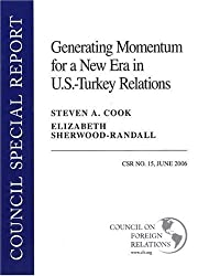 Generating Momentum for a New Era in U.S. - Turkey Relations (Concil Special Report)