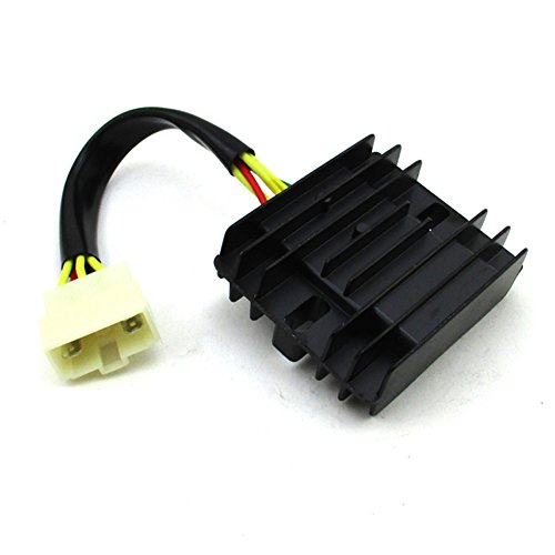3 Phase Motor Voltage - TC-Motor 3 Phase Voltage Regulator Rectifier For Chinese 250cc 260cc ATV Quad Scooter Moped Pit Dirt Motor Bike Go Kart Motorcycle