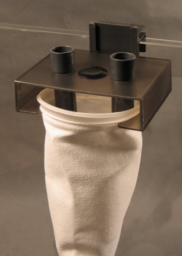 CPR Sock-It 7-2DX Sock Holder includes 7 200 micron filter sock by CPR Sock-It