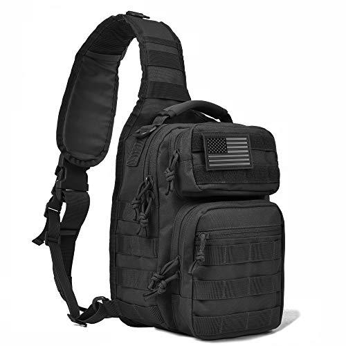 Tactical Sling Bag Pack Military Sling Assault