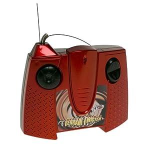 Hot Wheels Radio Control Terrain Twister: Red