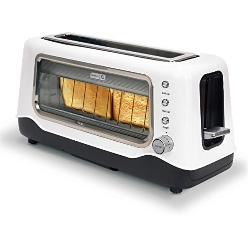 [White Clear View Toaster] (Toaster Strudel Costume)