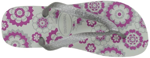 Argent Femme Tongs Havaianas Blanc Spring I0qxIPwZ