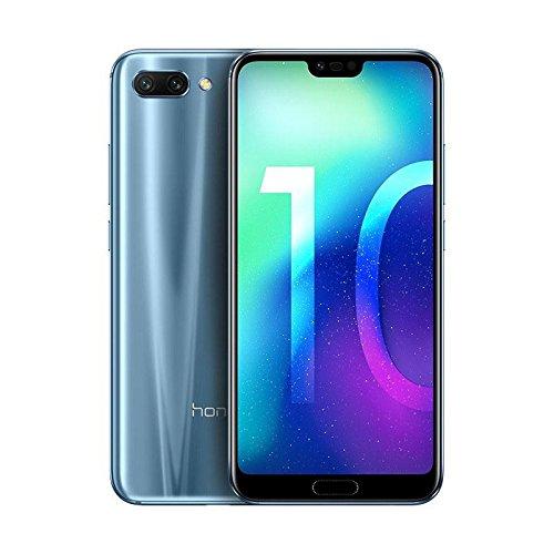 promo code ab92a c489f Huawei Honor 10 (COL-L29) 128GB Glacier Grey, Dual Sim, Dual Camera  24MP+16MP, 4GB RAM, GSM Unlocked International Model, No Warranty