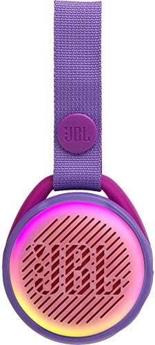 JBL JR POP – Waterproof moveable Bluetooths Speaker Designed for Youngsters – Purple