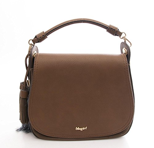 Flap Blugirl Brown With Donna 124003 Crossbody Borsa 790 Roxie HqxHnra