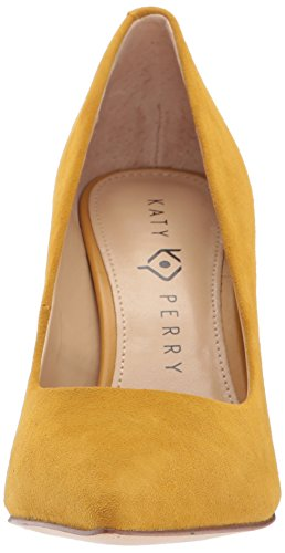 Katy Perry Womens The Anjelica Pump Mustard