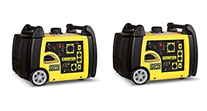 Amazon.com: Champion 3100-watt RV Generador de corriente ...