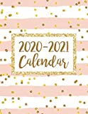 2020-2021 Calendar: 2 Year Jan 2020 - Dec 2021