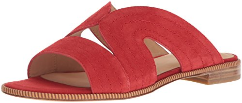 Image of Joie Women's Paetyn Slide Sandal, red, 38 Regular EU (8 US)