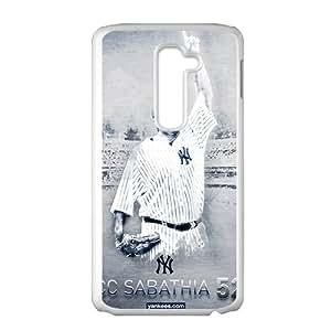 New York Yankees LG G2 case
