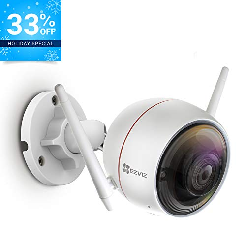 Ezviz C3W ezGuard Wi-Fi Security Camera