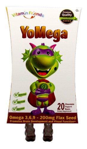 Yomega lin - Omega 3,6,9 chocolat