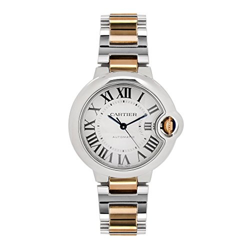 Cartier Ballon Bleu automatic-self-wind womens Watch W2BB0002 (Certified Pre-owned) (Cartier Watch Bands)
